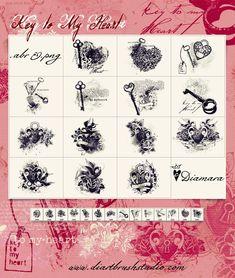 Key to My Heart by Diamara