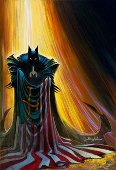 Batman: Holy Terror by Norm Breyfogle This is the latest Truthful Comics blog entry and this month's topic is none other than Mr. Norm Breyfogle. Enjoy and speedy recovery to my favorite Batman artist of all time! #GetWellSoonNorm #TruthfulComics #Batman http://www.truthfulcomics.com/blog/a-look-back-at-norm-breyfogle-on-batman