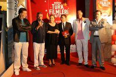 son günümüzde bu yıl ilk defa Emek Ödülleri etkinliği ile Selda Alkor, Salih Güney, Nuri Alço, Mahmut Hekimoğlu ve Bulut Aras'a ödüllerini takdim ettik.