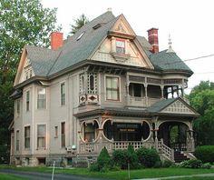 amazing old house.