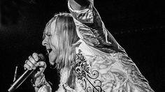 Rock Legends Cruise III- March 2014 Bernie Shaw of Uriah Heep