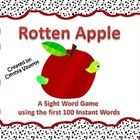 100 sight words game, tpt