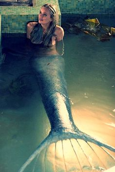 Pisces is a mermaid - http://www.simplysunsigns.com/