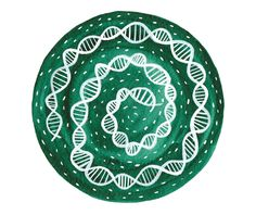 Science art DNA Original watercolor painting Biology Genetic painting by bluepalette on Etsy https://www.etsy.com/listing/223487922/science-art-dna-original-watercolor