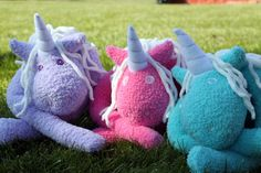 UNICORNS - Sock Horse/Unicorns... Kid Preffered over a Sock Monkey