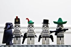 Our merry band. #Marketing #EYB #SocialMedia #ExpandYourBrand #Video #Viral #Oregon #PDX #Portland #ProjectManagement #Lego #Legos #StormTrooper #StormTroopers #StormTrooperLegos #StormTrooperLego #StarWars #StarWarsLego #StarWarsLegos: