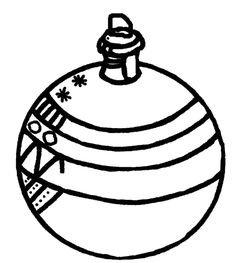 Schrijfpatronen Christmas Arts And Crafts, Christmas In July, Christmas Bulbs, Advent, Theme Noel, Art Club, Art Education, Coloring Pages, Activities