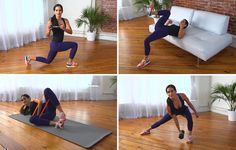 29 Amazing Exercises to Tone Your Glutes and Thighs | Women's Health