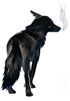Marvelous Drawing Animals In The Zoo Ideas. Inconceivable Drawing Animals In The Zoo Ideas. Anime Wolf, Animal Drawings, Art Drawings, Wolf Drawings, Anime Animals, Creature Design, Mythical Creatures, Art Inspo, Amazing Art