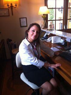 Serena, Receptionist  Villa Olmi Resort