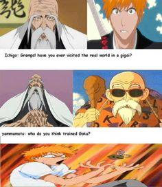 head captain Yamamoto| lol look at how awesome the Captain Commander looks xD haha
