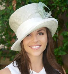 3c3844269f9 Ascot hat Church Hat Wedding hat Formal Spring Hat by AwardDesign Spring  Hats