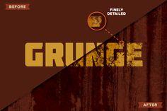 10 Grunge Grime Texture Sample