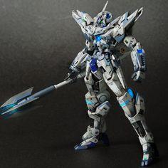 GUNDAM GUY: HG 1/144 Transient Gundam Mk-II - Customized Build