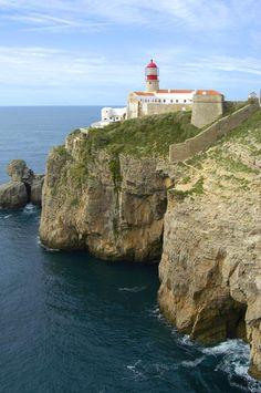 ✭ Cabo Sao Vicente Lighthouse near Sagres - Portugal