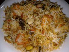 How to cook Anarkali Biryani, English / Urdu Recipe