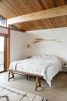 modern malibu bedroom. / sfgirlbybay