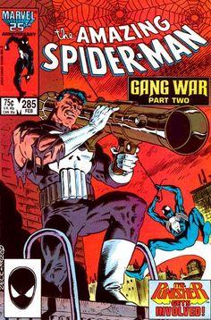 The Amazing Spider-Man #285 - February 1987