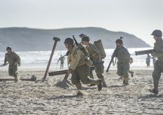 Woolacombe Beach | World War II Training Video North Devon | Smythen Farm Holiday Cottages