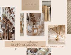 Instagram Highlight Covers, Instagram, Beige, Aesthetic, Instagram Highlight Cover Icons Motherhood, Highlight Cover, Icons, Blog, Blogger