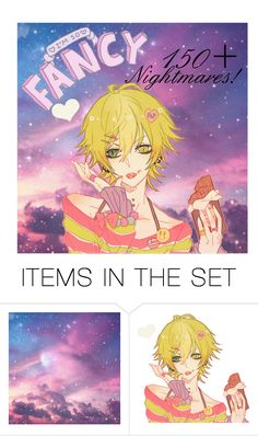"""150+ Nightmares!!!!!"" by ymmirie ❤ liked on Polyvore featuring art"