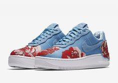 new arrival 76f28 47e7a Nike Air Force 1 Low Floral Sequin Pack. Accessoires ChaussuresTenue ...