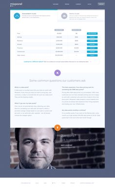 Pricing Pages