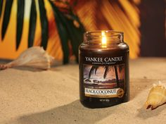 Black Coconut with pure natural extracts from Yankee Candles UK http://www.yankee.co.uk/yankee-candles/4619/black_coconut_br_large_jar.aspx