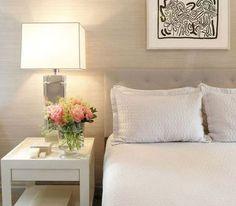 Como agregarle calidez a un dormitorio de invitados