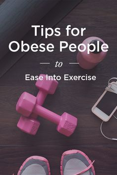 For people carrying extra weight, certain exercises may be too painful or physically uncomfortable to perform.  The good news is that there are ways for sedentary obese people to ease into a regular exercise routine so they may enjoy the benefits of fitness and improved health.