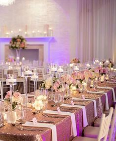 Wedding reception centerpiece idea; Featured Florals: Stoneblossom Floral & Event Design