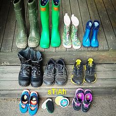 s T i A h:  Shoe care day