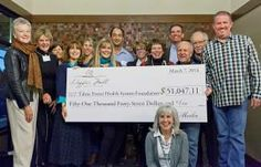 Schaffer's Mill Donates to the Tahoe Forrest Health System Foundation! http://trinkiewatson.com/schaffers-mill-donates-to-tahoe-forest-health-system-foundation