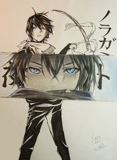 Yato: God of Calamity by cholokmosooki on deviantART