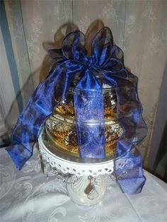 40th Centerpiece with Truffles 2012