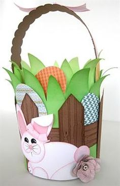 Easter is just a week away and my girls are getting so excited for spring break and our first camping trip in our new travel tailer. Easter Gift, Easter Crafts, Easter Bunny, Easter Decor, Easter Ideas, Seasonal Celebration, Origami Art, Easter Baskets, Holidays And Events