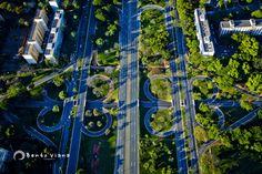 Brasília vista do céu (Bento Viana)