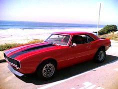 '68 camaro
