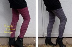 GroopDealz | Jacquard Print Legging BLOWOUT!-how cute are these!!!
