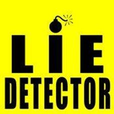 """The title """"lie detector""""is actually a misnomer because a polygraph examination does not detect lies. Rather, it detects deception. Although many consider them to be one and the same, there is a decided difference.  A Lie"""