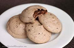 Gluten-free Chocolate Chip Marshmallow Meringues from Scientifically Sweet
