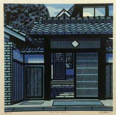 """[ """"Muramachi Home"""" (1986) Clifton Karhu ]"""