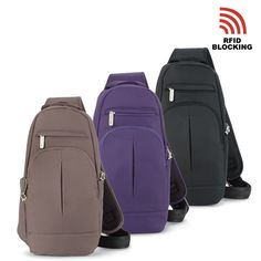 Magellans Anti Theft Sling - Your Trusted Source for Travel Accessories and Gear
