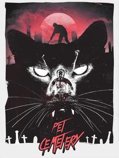 Scary Movies, Horror Movies, Stephen King Movies, Pet Sematary, Horror Art, Novels, Darth Vader, Fandoms, Pets