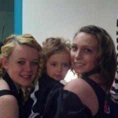 Alissa, Hailey, and Kateira