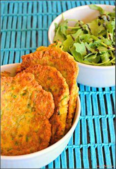 Sweet my Kitchen: Panquecas de cenoura e courgette