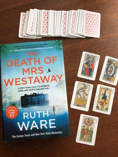 The Death of Mrs Westaway by Ruth Ware #bookreview | Wish Vintage