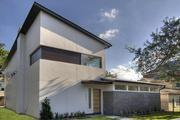 Houseplans.com Modern Front Elevation Plan #449-2