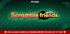 Scramble With Friends v4.82 (Android Game)