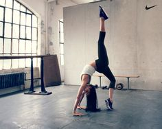 ballet bar  MAP - News – Beau Grealy ShootsWomen's Training Spring Campaign for Nike